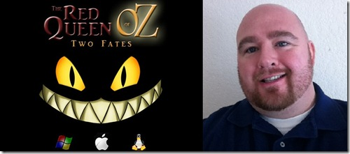 The Red Queen of Oz Two Fates Kickstarter Interview
