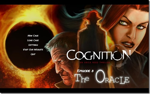 Cognition - Episode 3 The Oracle