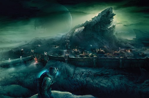 The Art of Dead Space_3