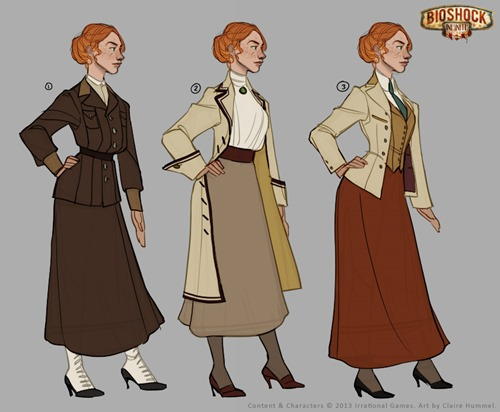 Rosalind Lutece BioShock Infinite_1