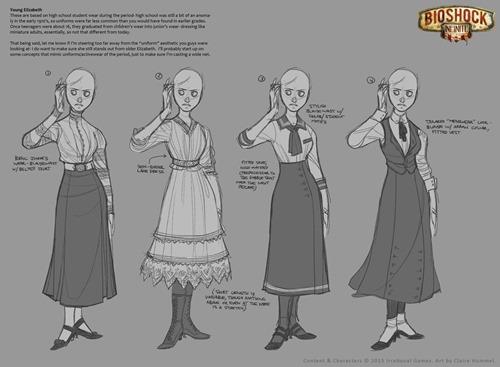 Elizabeth BioShock Infinite_1