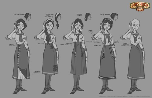 Elizabeth BioShock Infinite_3