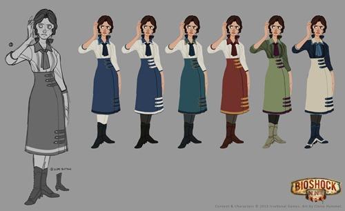 Elizabeth BioShock Infinite_4