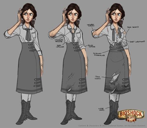 Elizabeth BioShock Infinite_2