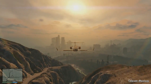 Grand Theft Auto V - Gameplay Trailer_2