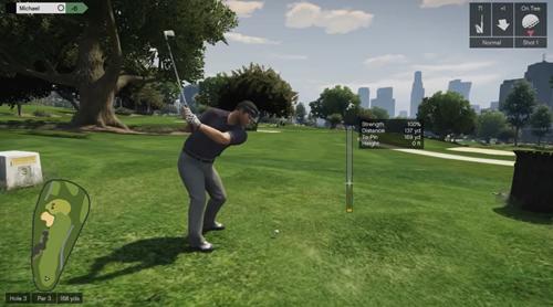 Grand Theft Auto V - Gameplay Trailer_12