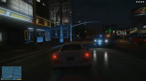 Grand Theft Auto V - Gameplay Trailer_14