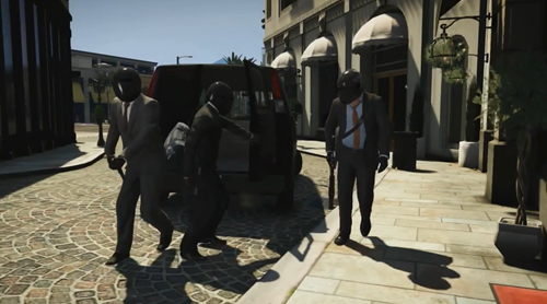 Grand Theft Auto V - Gameplay Trailer_15