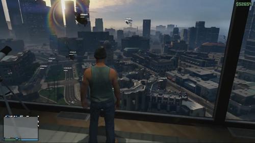 Grand Theft Auto V - Gameplay Trailer_17