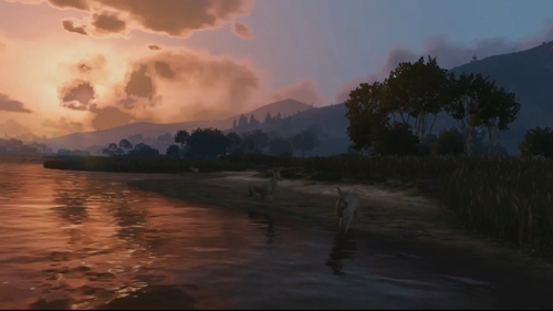 Grand Theft Auto V - Gameplay Trailer_5