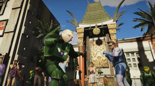 Grand Theft Auto V - Gameplay Trailer_6