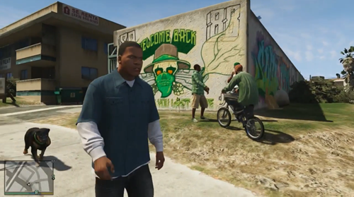 Grand Theft Auto V - Gameplay Trailer_7