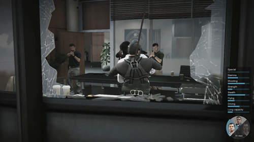 Grand Theft Auto V - Gameplay Trailer_8