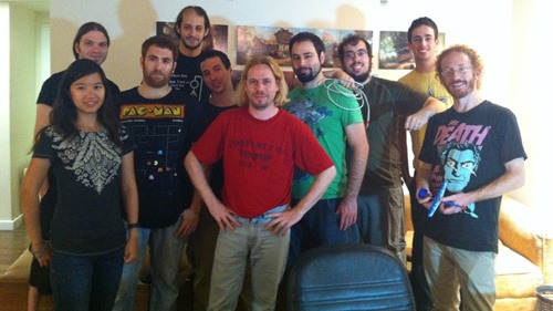 The Adventure Mob Team
