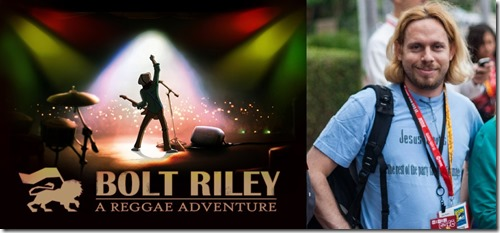 Oded Sharon (Bolt Riley – A Reggae Adventure Game Kickstarter) Interview