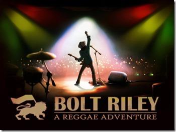 Bolt Riley – A Reggae Adventure Game