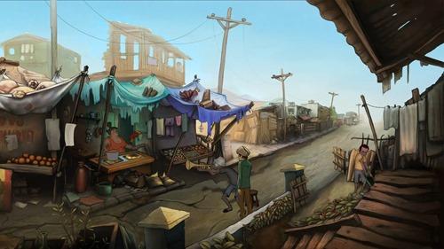 Bolt Riley – A Reggae Adventure Game_4
