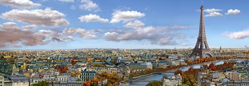 Broken Sword 5 Intro - Paris