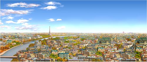 Broken Sword 5 - Paris in the Spring