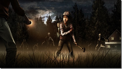 The Walking Dead: Season Two – Episode One: All That Remains