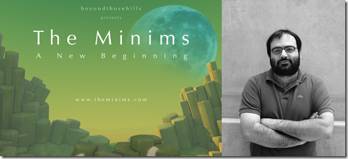 The Minims - A New Beginning (Andreas Diktyopoulos)
