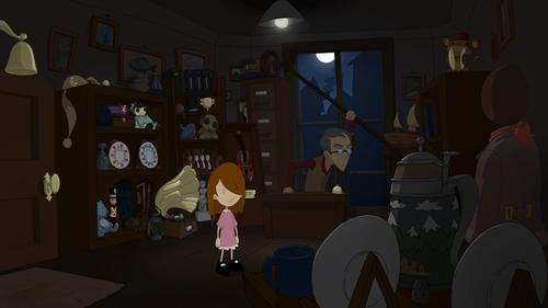 Anna's Quest - Antique Store
