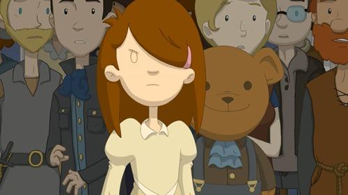 Anna's Quest - Anna & Ted