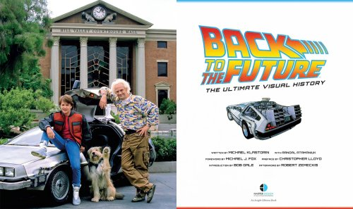 Back To The Future The Ultimate Visual History_0