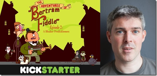 Bertram Fiddle Kickstarter Interview