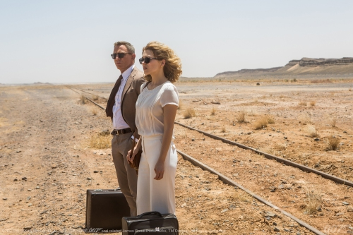 Spectre - James Bond & Dr. Madeleine Swann