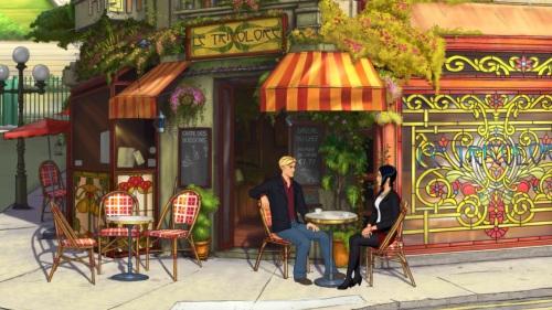 George Nico cafe 1