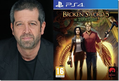 Rolf Saxon Interview - Broken Sword 5