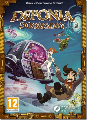 Deponia Doomsday Euro Box