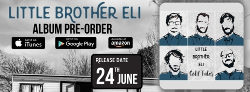 Little Brother Eli Cold Tales Pre-order