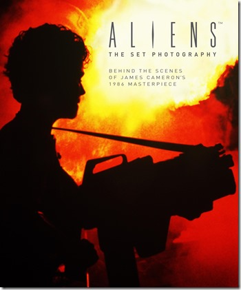 Aliens The Set Photography