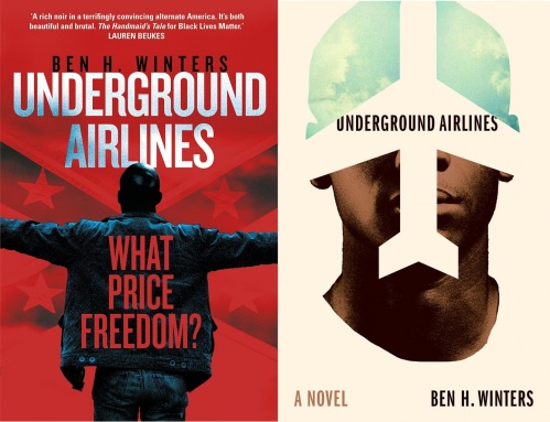 Underground Airlines Covers UK US