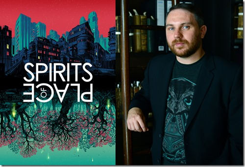 Spirits of Place John Reppion Interview