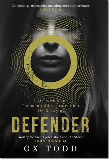 Defender by G X Todd