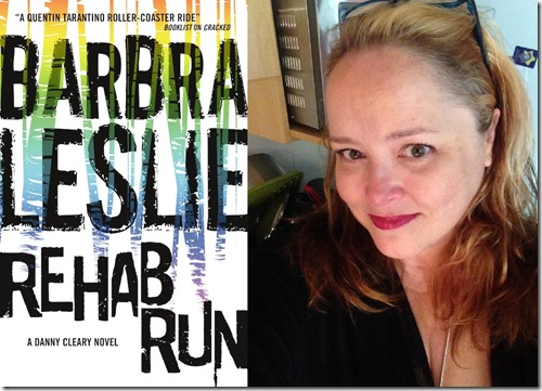 Barbra Leslie Interview - Rehab Run