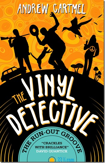 The Vinyl Detective The Run-Out Groove by Andrew Cartmel