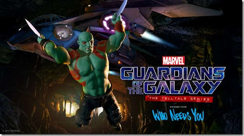 Marvel's Guardians of the Galaxy: The Telltale Series – Episode 4: Who Needs You