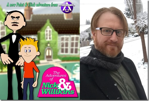 The Adventures of Nick & Willikins Interview