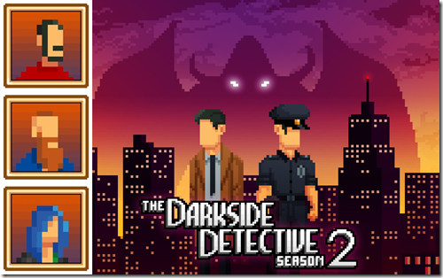 The Darkside Detective Season 2 Interview