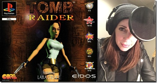 Interview In Conversation With Shelley Blond Lara Croft Tomb