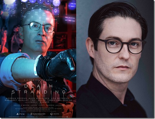 Darren Jacobs Interview (Heartman, Death Stranding)