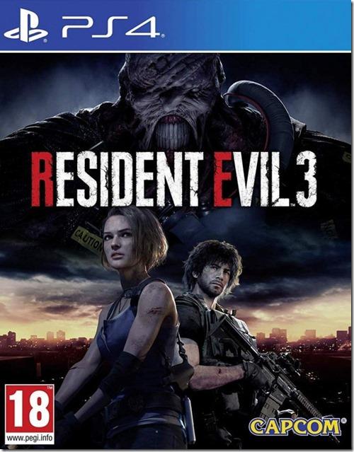 Resident Evil 3 (2020)