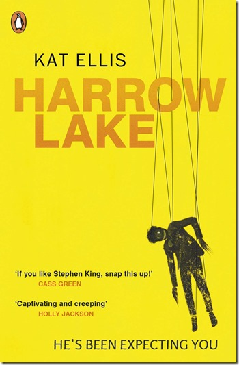 Harrow Lake by Kat Ellis